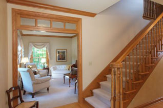 Natural Wood Grain Moulding and Millwork
